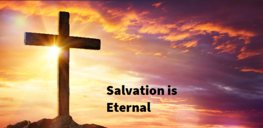 3/31/2019 - The Eternal Plan of Salvation