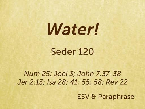 190511 - Turning to God - Seder 120