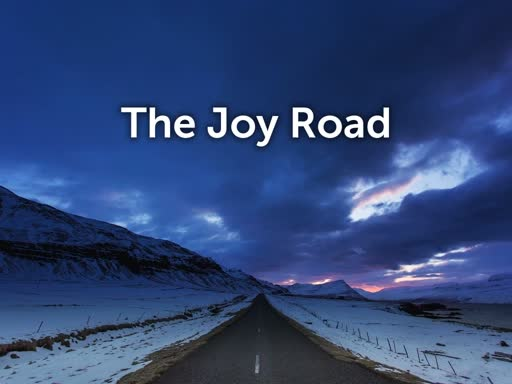 The Joy Road