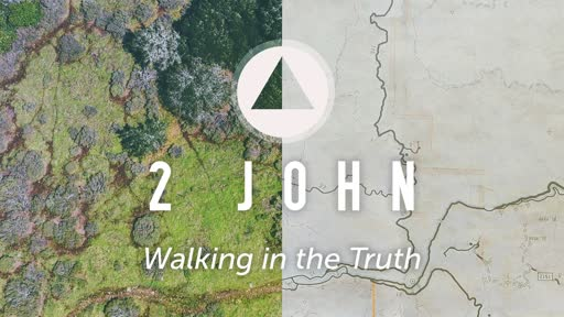 Sunday, May 12 - AM - Jack Caron - Walking in the Truth