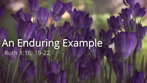 Enduring Example