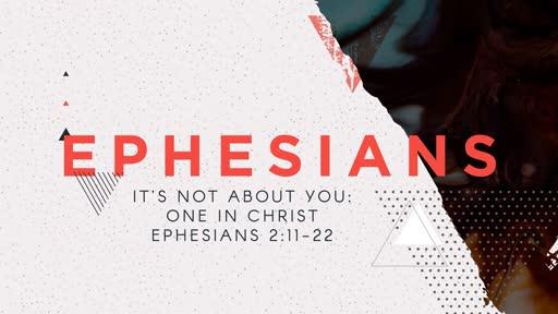 Ephesians 2: 11-22