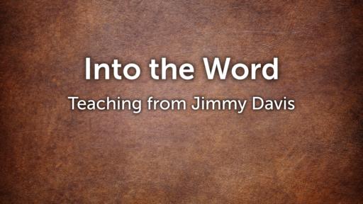 Guest Speaker - Jimmy Davis