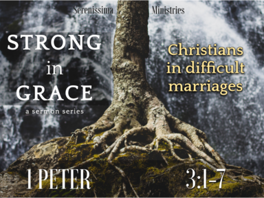 Christians in difficult marriages
