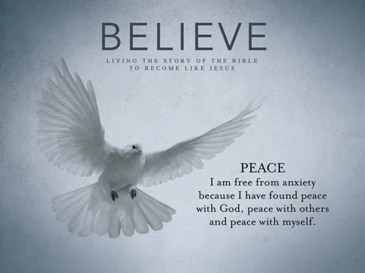 Believe - Peace