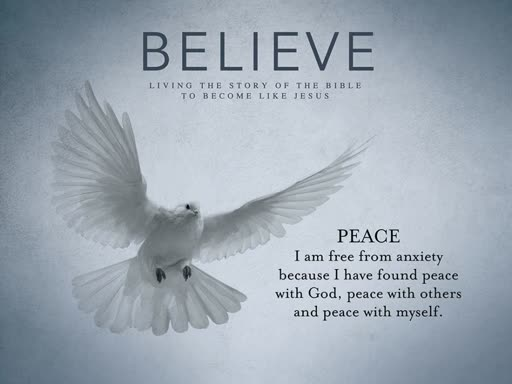 Believe - Peace