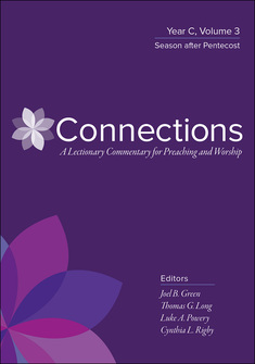Connections: Year C, Volume 3: Season after Pentecost