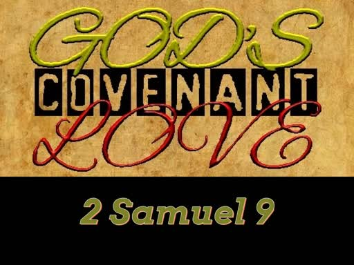 The King Keeps His Covenant