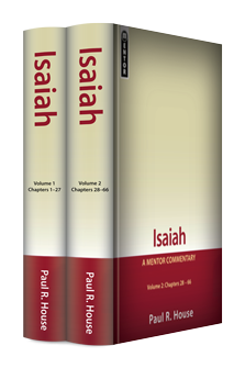 Isaiah, vols. 1 & 2: A Mentor Commentary