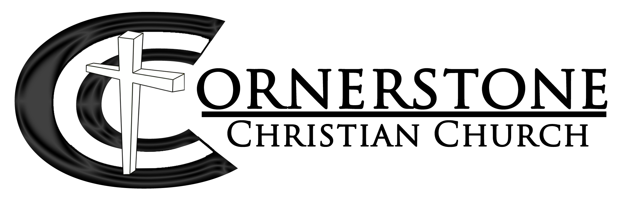 Cornerstone Logo 2018 Monochrome