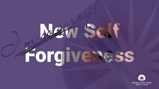 2019 | New Self Forgiveness
