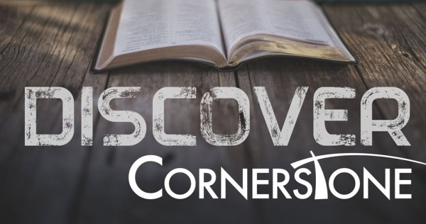 Discover Cornerstone