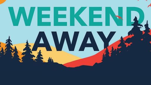 Weekend Away Together Service Sunday