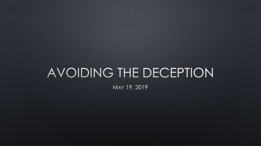 Sunday, May 19 2019