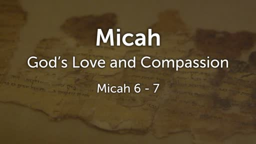 God's Love and Compassion