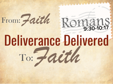 Deliverance Delivered