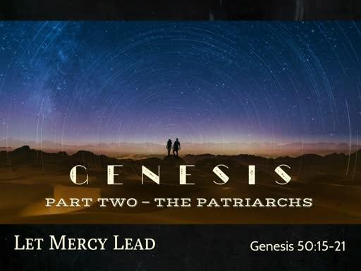 Let Mercy Lead