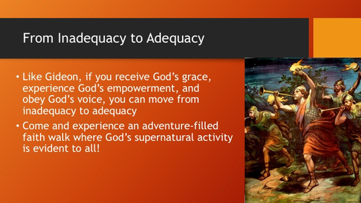 From Inadequacy to Adequacy