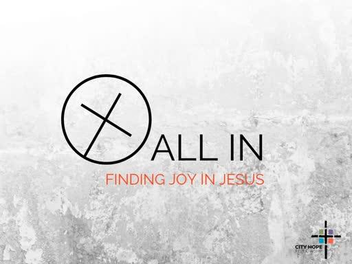 Finding Joy in Jesus (Phil. 4:4-7)