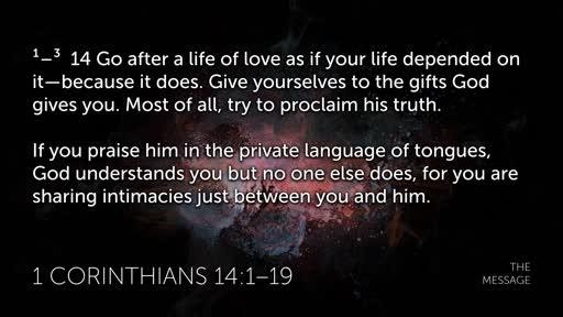 Prayer Language