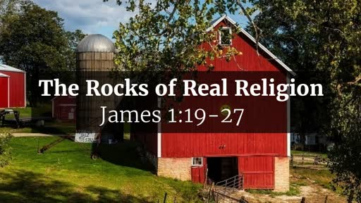 The Rocks of Real Religion