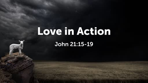 Love in Action-May 19, 2019