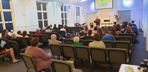 Spiritual Warfare - Ephesians 6:10-20 - Dr Peter O'Brien - Sunday 19th May 2019 5pm