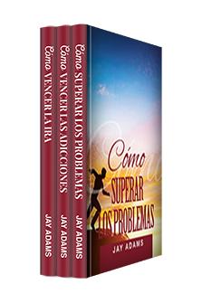 Cómo vencer la ira, adicciones y problemas (3 Vols)