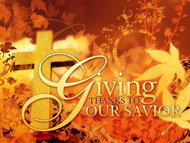 Oh Give Thanks Unto the Lord
