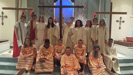 2019 Youth Easter Drama