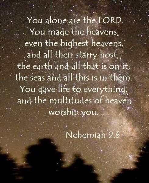 "Nehemiah 9: ""The People Worship"""