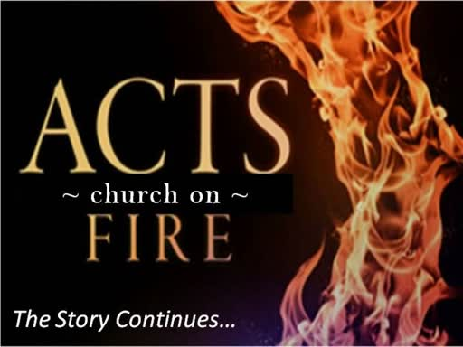 Acts: The Story Continues Week 9