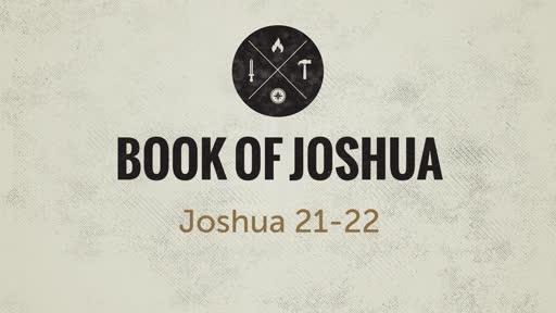 Joshua 18-21