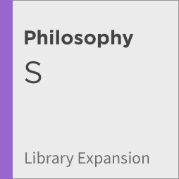 Logos 8 Philosophy Library Expansion, S