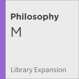 Logos 8 Philosophy Library Expansion, M