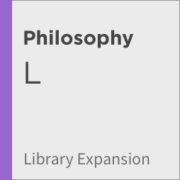 Logos 8 Philosophy Library Expansion, L