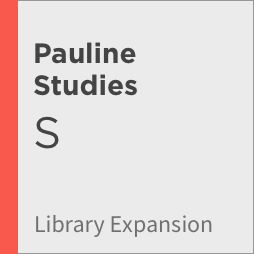 Logos 8 Pauline Studies Library Expansion, S