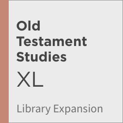 Logos 8 Old Testament Studies Library Expansion, XL