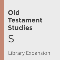 Logos 8 Old Testament Studies Library Expansion, S