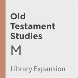 Logos 8 Old Testament Studies Library Expansion, M