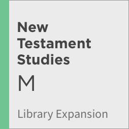 Logos 8 New Testament Studies Library Expansion, M