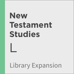 Logos 8 New Testament Studies Library Expansion, L