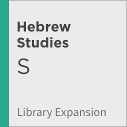 Logos 8 Hebrew Studies Library Expansion, S