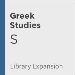 Logos 8 Greek Studies Library Expansion, S