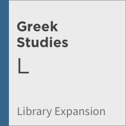 Logos 8 Greek Studies Library Expansion, L