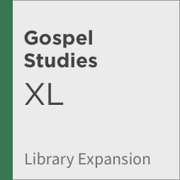Logos 8 Gospel Studies Library Expansion, XL