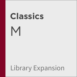 Logos 8 Classics Library Expansion, M