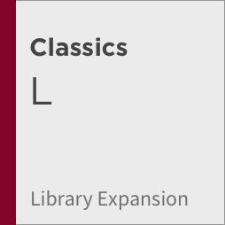 Logos 8 Classics Library Expansion, L