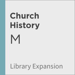 Logos 8 Church History Library Expansion, M