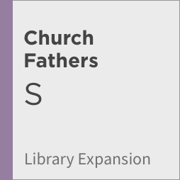 Logos 8 Church Fathers Library Expansion, S